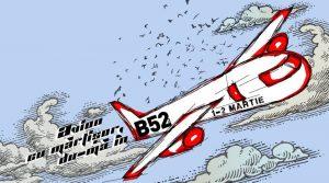Avion cu martisor, du-ma in B52
