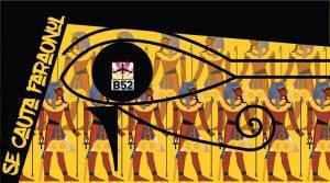 B52 cauta Faraonul