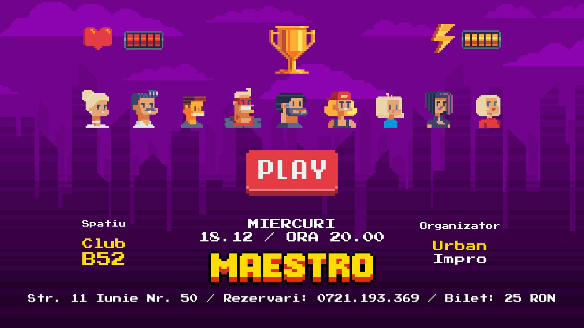 Maestro - The Ultimate Improviser #6