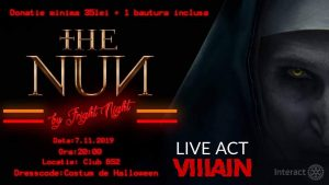 The Nun by Fright Night