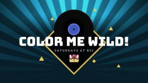 Color Me Wild Party at club B52 cu Amon
