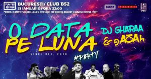 O Data Pe Luna Party at Club B52