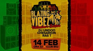 Blazing Vibez Valentines Edition