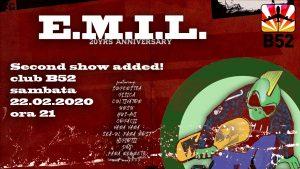 E M I L- Aniversare 20 De Ani (second show)