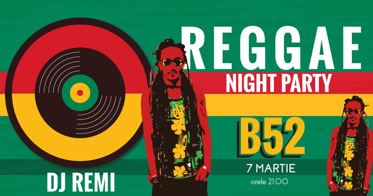 Reggae Night Party