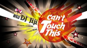 Cant Touch This cu Dj Jiji (80s - 90s Party)2703