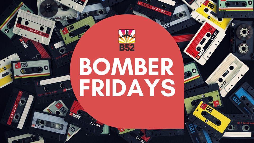 Bomber Fridays cu Gabi