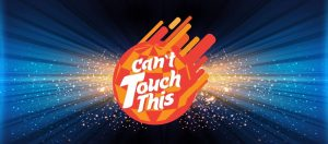 Can't Touch This (80's & 90's Party) cu Jiji